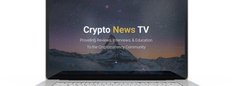 Crypto News TV Website