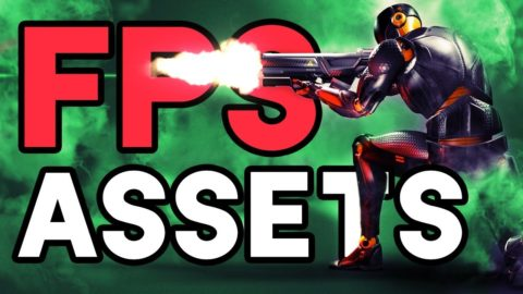 Top 5 FPS (First Person Shooter) Assets for Unity