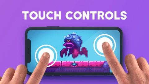 Touch Controls in Unity for Mobile Games