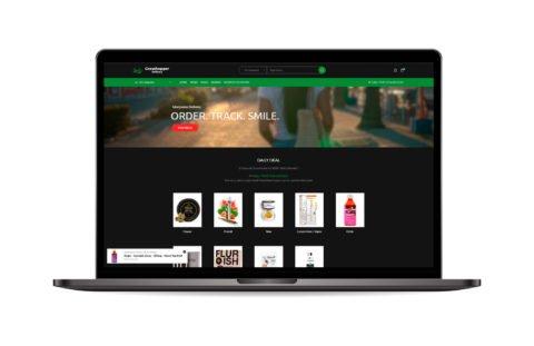 Marijuana Delivery Website Development