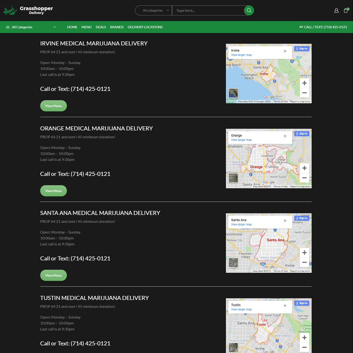mmj-site-locations